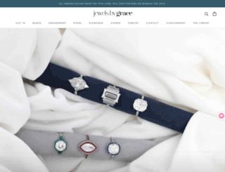 jewelsbygrace.com screenshot