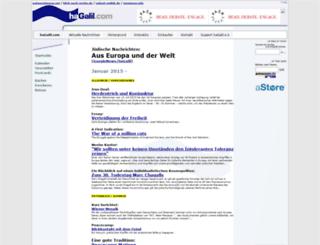 jewish-europe.net screenshot