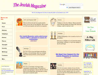 jewishmag.com screenshot