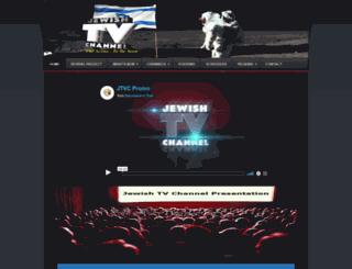 jewishtvchannel.com screenshot