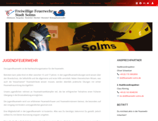 jf-solms.de screenshot