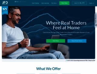 jfdbrokers.com screenshot
