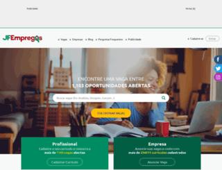 jfempregos.com.br screenshot