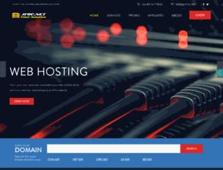 jfoc.net screenshot