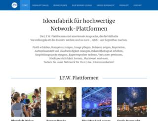 jfw-kommunikation.de screenshot