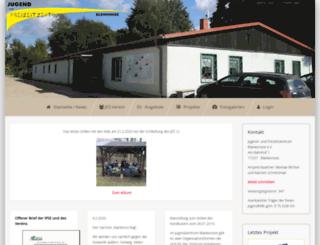 jfzweb.de screenshot