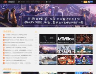 jfzy.gamefy.cn screenshot