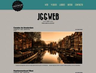 jggweb.com screenshot