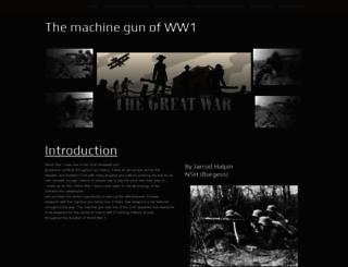 jhalpinww1technology.weebly.com screenshot