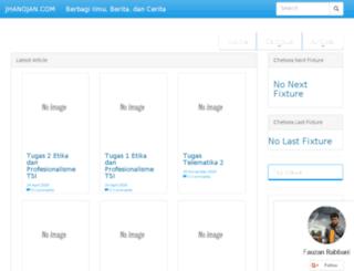 jhanojan.com screenshot