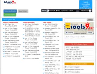jharkhand.schools9.com screenshot