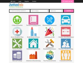 jharkhandindia.com screenshot