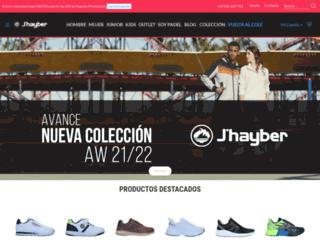 jhayber.es screenshot