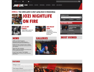 jhblive.com screenshot