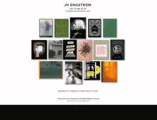 jhengstrom.com screenshot