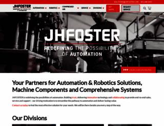 jhfoster.com screenshot