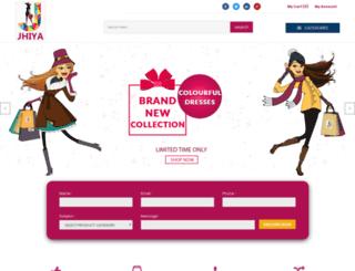 jhiya.com screenshot