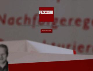 jhmc.de screenshot