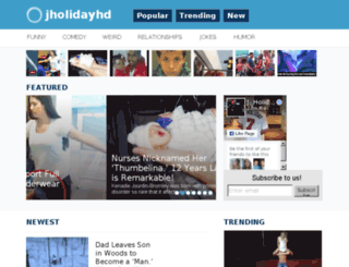 jholidayhd.co screenshot