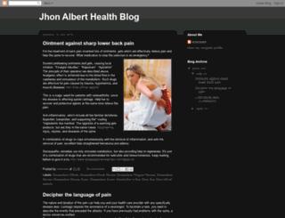jhonalbert-03.blogspot.com screenshot