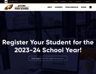 jhs.d300.org screenshot