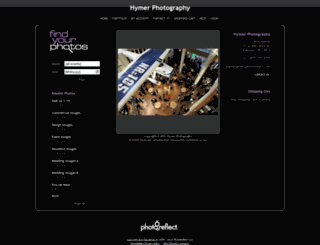 jhymerphoto.photoreflect.com screenshot