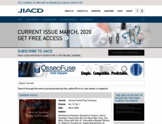 jiacd.com screenshot