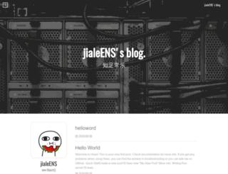 jialeens.com screenshot