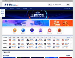 jiangxi.360eol.com screenshot