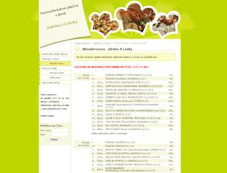 jidelna-brno.cz screenshot
