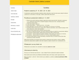 jidelna.net screenshot