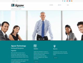 jigsaw.com.au screenshot