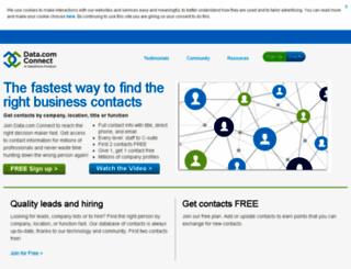 jigsaw.com screenshot