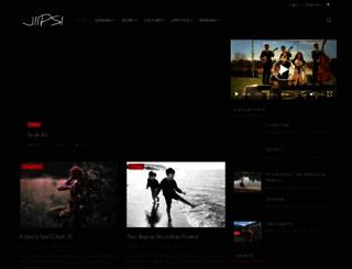 jiipsi.com screenshot