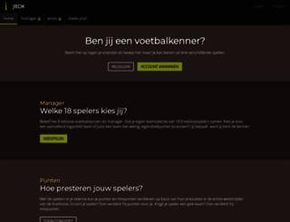 jijbentdekenner.nl screenshot