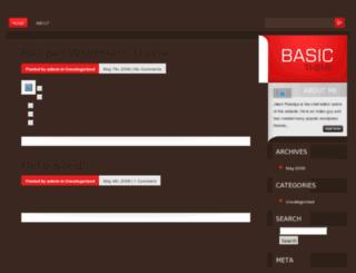 jilesh.com screenshot