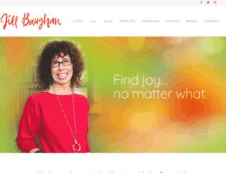 jillbaughan.com screenshot