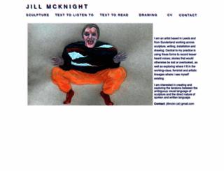 jillmcknight.co.uk screenshot