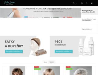 jillylenau.cz screenshot