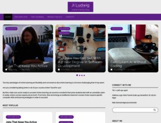 jiludwig.com screenshot