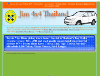 jim4x4.com screenshot