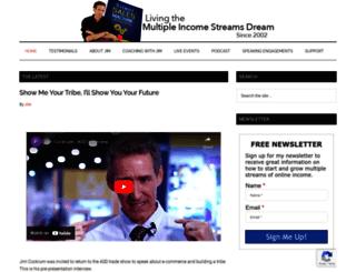 jimcockrum.com screenshot