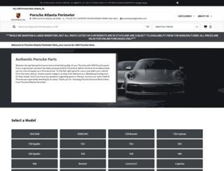 jimellisporscheparts.com screenshot