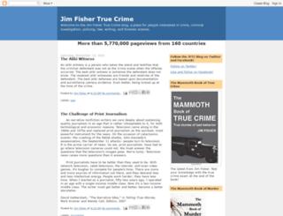 jimfishertruecrime.blogspot.com screenshot