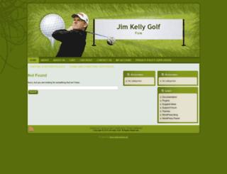 jimkellygolf.com screenshot