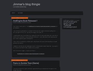 jimmaru.wordpress.com screenshot
