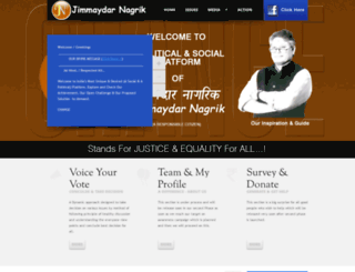jimmaydarnagrik.com screenshot