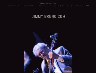 jimmybruno.com screenshot