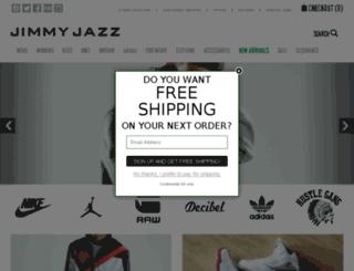 jimmyjazz-ns.com screenshot