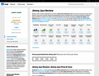 jimmyjazz.knoji.com screenshot